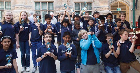 Kent Junior Chess Association View Article